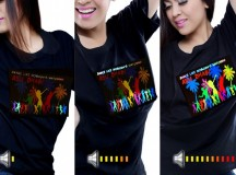 LED T-Shirts - the Most Creative Clothing