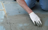 What to Do about Discoloration, Cracks, Crumbling and Dusting of Concrete