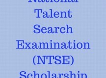 National Level Scholarship for Indian Students