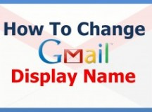 How to Change Your Name on Gmail?