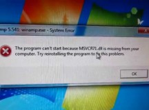 How To Fix Msvcr100.dll Not Found Errors