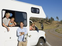 Tips for Surviving a Caravanning Holiday with Children