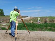 Working as a Land Surveyor
