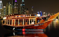 Dhow Cruise Dinner, An Exhilarating Sightseeing Experience In Dubai Marina Tour