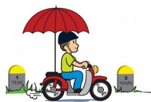 Two-Wheeler Insurance Renewal When It Has Expired