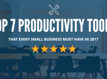 7 Must-Have Productivity Tools for SMBs in 2017