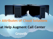 Key Attributes of Cloud Solutions that Help Augment Call Center Growth