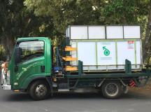 Hazardous household waste items