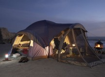 Tents for the Family: Summer and All-Year Round
