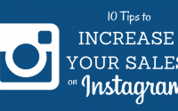 How to Leverage Instagram to Boost Sales