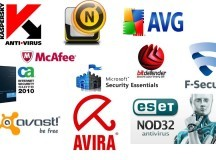 A good antivirus software is the solution to minimise the damage from viruses