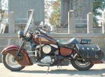 Types of Saddlebags for Kawasaki Motorcycle