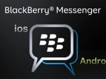 Blackberry Releasing BBM Messaging App to iOS & Android