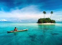 The Golden Treasure at the Solomon Island