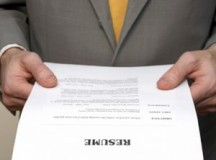 Tips for Creating a Winning First Resume