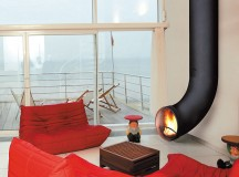 Light Up Your Fireplace With Artwork and Wall Treatments