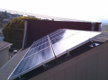 Save Power with Solar Panels-Making Roadways and Parking Lots Pollution Free