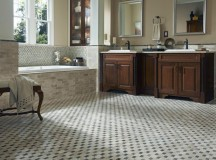 How to Achieve a Good Fit and Luxurious Finish for Mosaic Floor Tiles