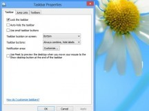 How to Modify the Taskbar Icon Sizes in Windows 8 and 8.1