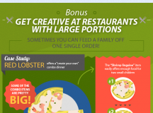 Eating out and Saving Money - Possible or Not?