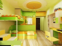 Twin Room Organization and Decoration Ideas