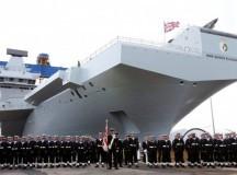 UK's Royal Navy Carrier Named in Honor of Queen Elizabeth II
