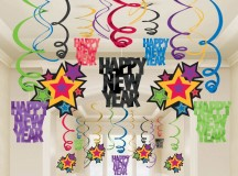 Simple but Wonderful Home Decorating Ideas for New Year's Eve