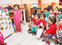Advantages of Growing Popularity of Preschools in India