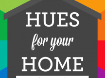 Interior Design Ideas-Hues for Your Home [Infographic]