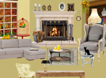 How to Ensure Safety of your Pets around the Fireplace?