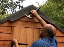 6 Easy Steps To Repair A Shed Roofing Felt
