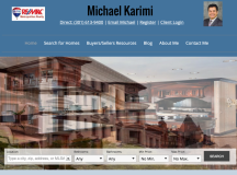 Michael Karimi Real Estate Announcement [Press Release]