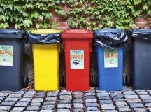 Different Kinds of Garbage Containers