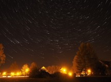 1-2-3 to Create Perfect Star Trail Photos