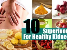 Top Superfoods for A Healthy Kidney