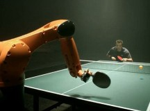 Table Tennis Robot: Your Partner in Game