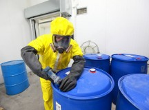 A few factors to consider when handling chemical products