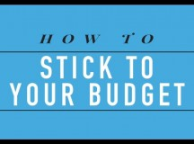 5 Tips to Help You Stick to Your Budget [Infographic]