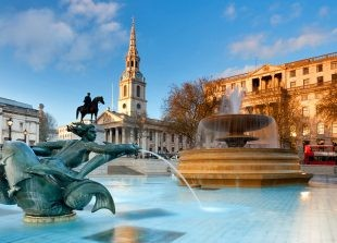 Top London Attractions [Infographic]