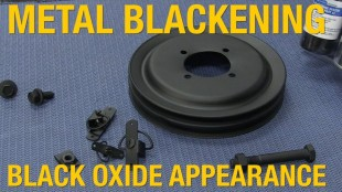 Metal Blacking – An Overview