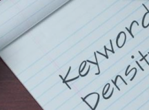The Importance of Keyword Density for On-page SEO