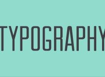 Interesting Ways To Make A Visual Impact Through Typography
