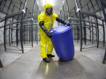 What Dangers Are Posed by Working with Chemicals at Work?