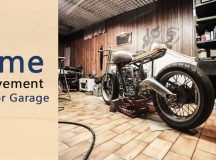 Home Improvement Ideas for Professional Garage