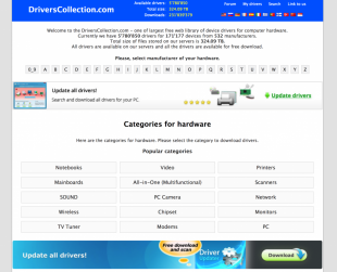 DriversCollection.comA Site where to Download Dell Drivers for Free