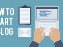 A Guide On How To Start A Blog
