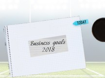 How to Set Business Goals for 2018