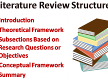 Guidelines: Writing Effective Dissertation Literature Review