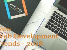 Web Development Trends 2018