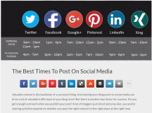 How to Encourage Social Sharing of Your Blog Posts